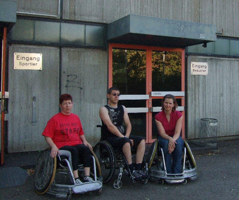 Schweingrippe-Schutzimpfung stoppt Rollstuhlsportler