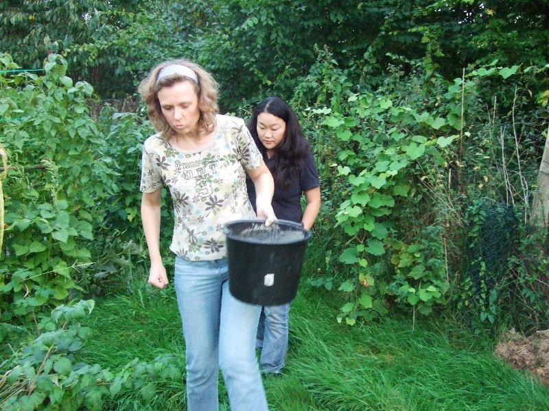 Birgit und Hey-Jin