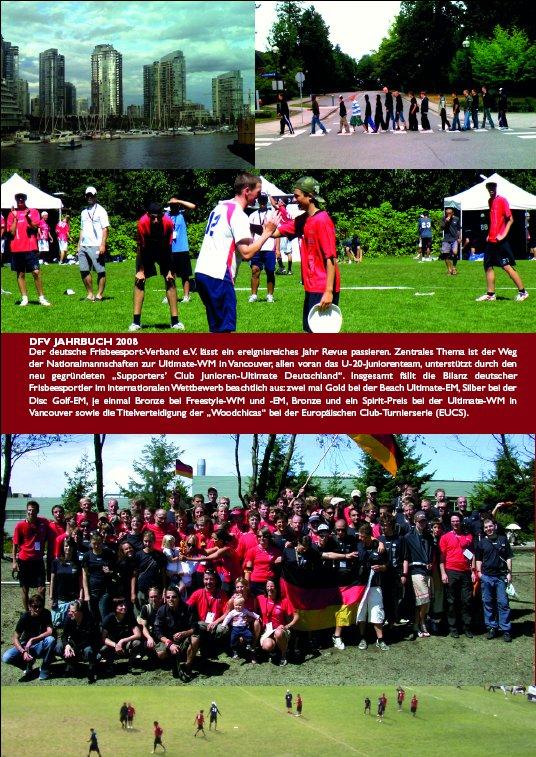 Rücken des DFV-Jahrbuchs 2008
