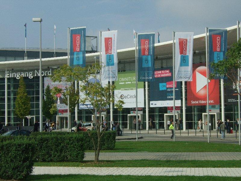 Die europäische Leitmesse für digitales Marketing, die dmexco in Köln