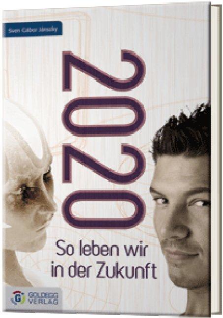 """Das Buchcover """"2020 - So leben wir in Zukunft"""""""