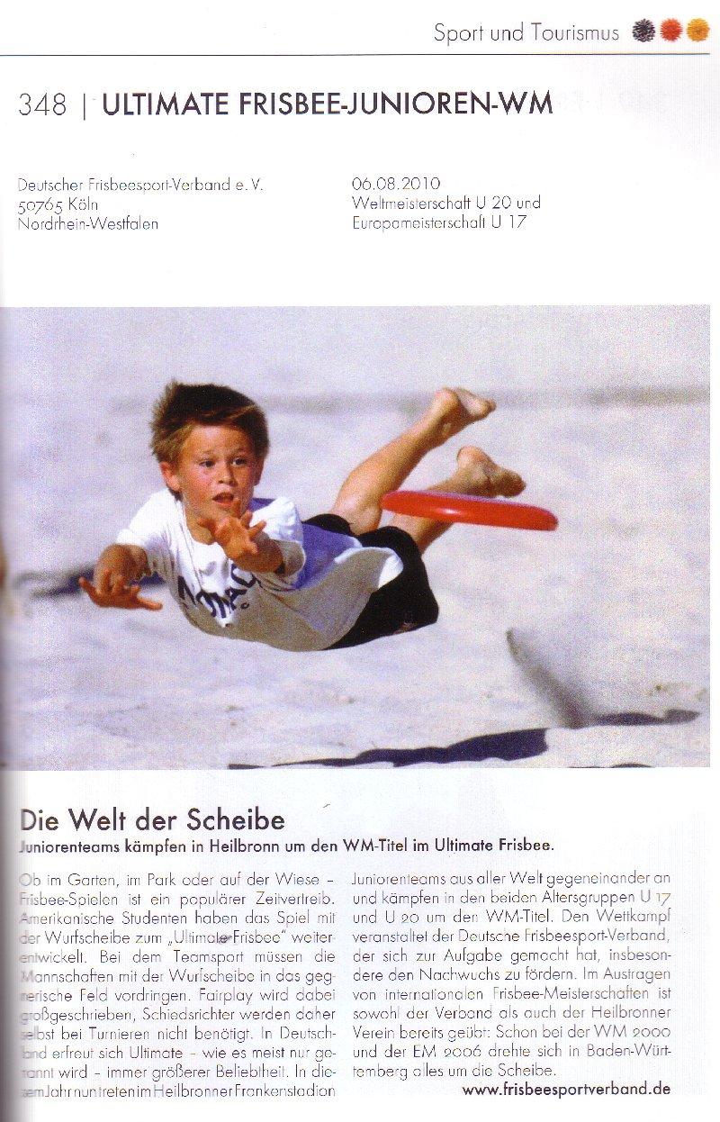"""Seite 348 des Reiseführers zu """"365 Orte"""" 2010"""