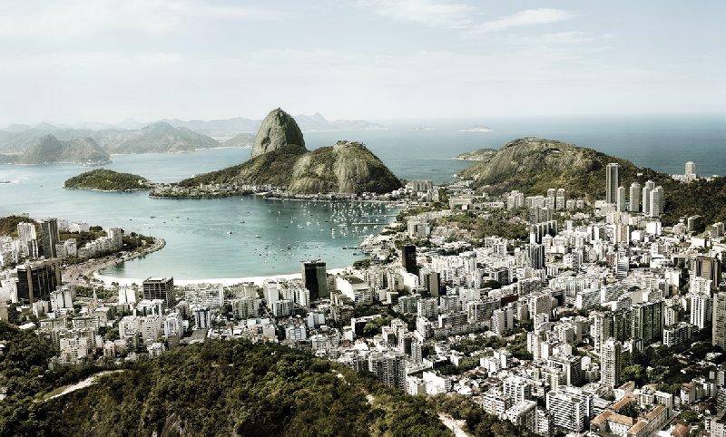 Hening Bock, Rio de Janeiro, 2007/2009