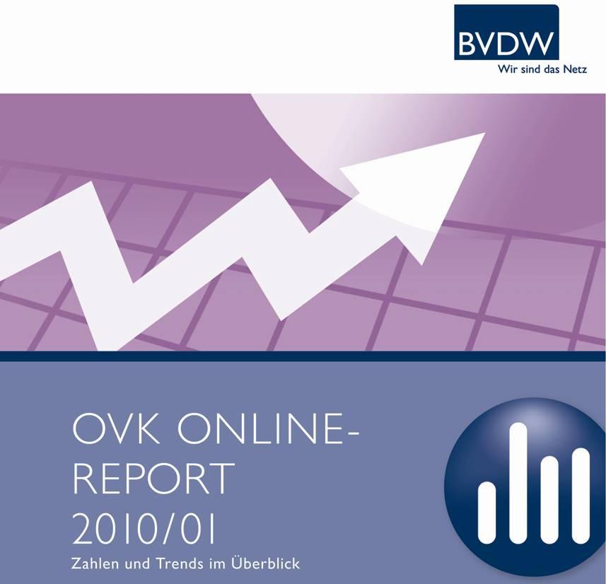Deckblatt OVK Online-Report 2010