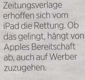 Handelsblatt, 25.02.10, Vorspann Littmanns Marken-Zeichen