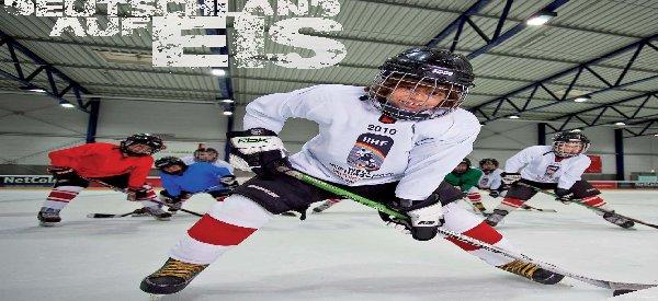 Offizielles Foto zur Eishockey-WM der IIHF