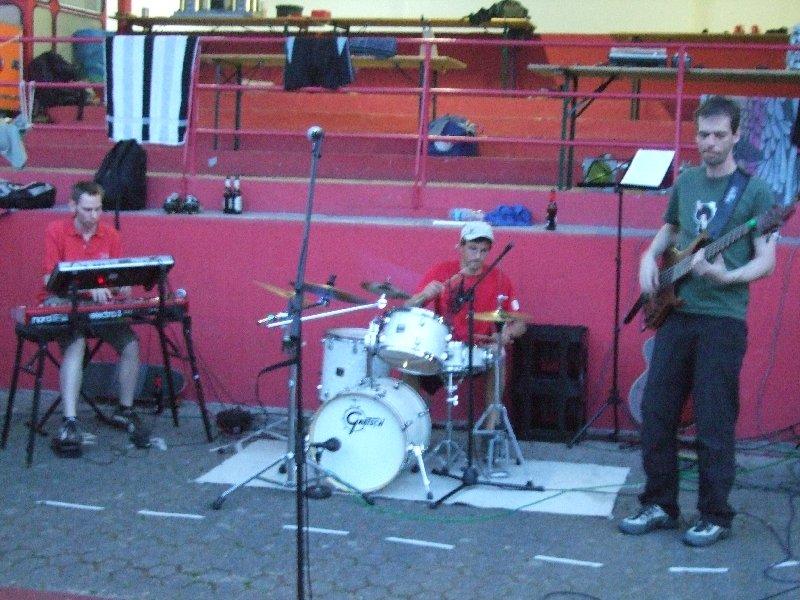 "Die ""Flyin' Frisbee Fantasizers"" live bei den Disc Days Cologne 2010"