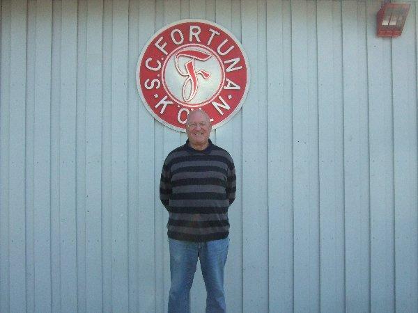 Klaus Ulonska bleibt weiterhin 1. Vorsitzender des S.C. Fortuna Köln