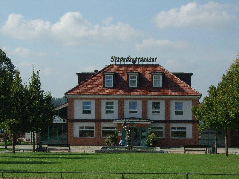 Das Seerestaurant am Wandlitzsee