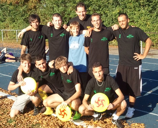 "Ultimate Chorweiler beim ""Right to play"" 2010 in Wageningen (NL)"