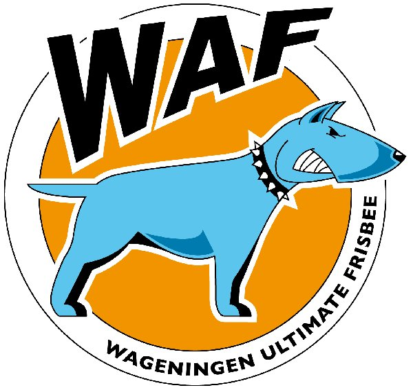 Wageningen Ultimate Frisbee-Logo