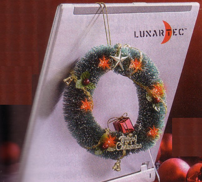 USB-LED-Adventskranz von Pearls