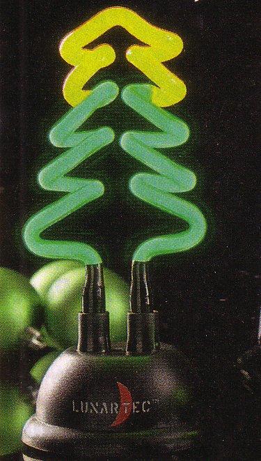 USB-Neon-Weihnachtsbaum von Pearl