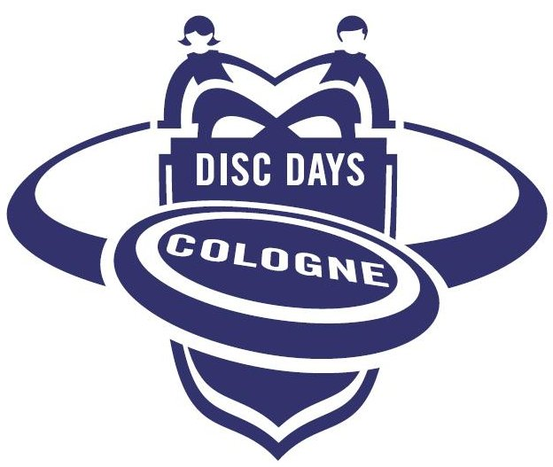 Disc Days Cologne-Logo von Till Nows