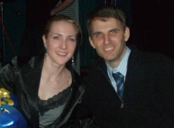 Die Rollstuhlsportler Edina Müller (Basketball) und Holger Nikelis (Tischtennis) wurden zu Kölns Sportlerin und Sportler des Jahres 2010 gewählt.