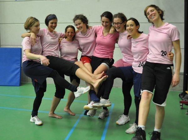 """Die """"Ixelles"""" aus Brüssel hier auf einem Archivbild aus der Indoor-Saison 2010."""