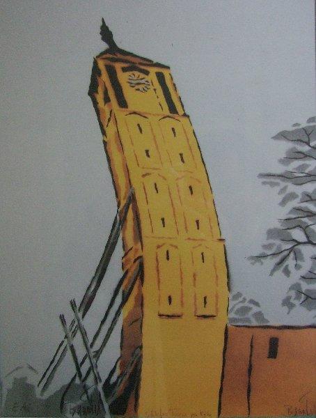 Thomas Baumgärtel: Der schiefe Turm von Köln