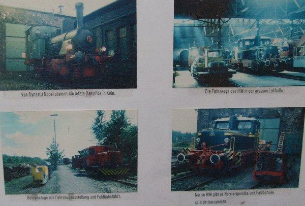Impressionen aus dem Rheinischen Industriebahn-Museum (RIM)