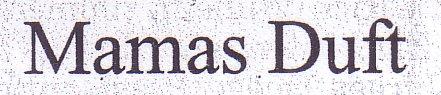 Süddeutsche Zeitung, 20.10.2011, Titel: Mamas Duft