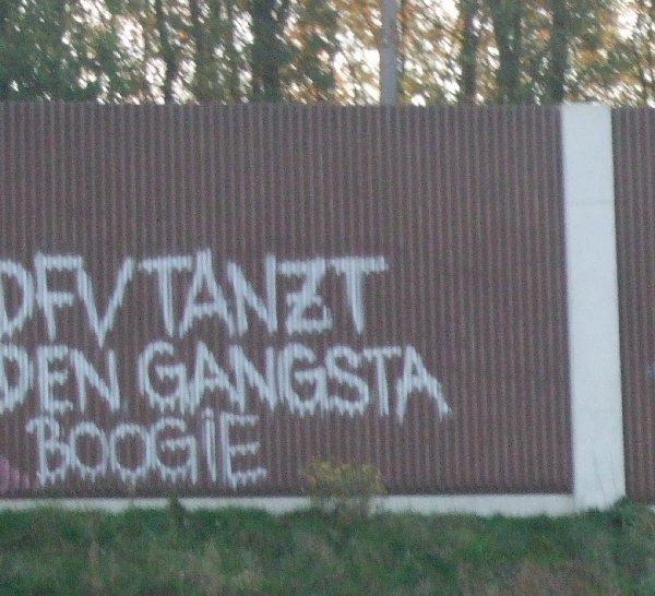 DFV tanzt den Gangsta Boogie