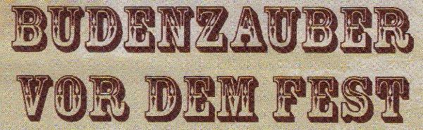 Kölner Stadt-Anzeiger, 21.11.11, Titel: Budenzauber vor dem Fest