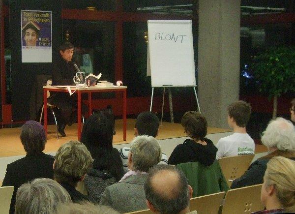 Ranga Yogeshwar liest in der Stadtbibliothek zu Köln