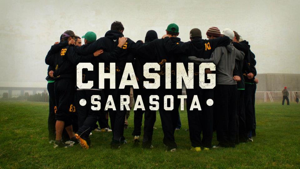 """Das Bildmotiv für den Dokumentarfilm in Entstehung """"Chasing Sarasota"""""""