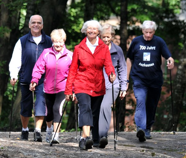 Der Bedarf an Sportangeboten für Ältere steigt. Foto: (c) LSB NRW | Foto: Andrea Bowinkelmann
