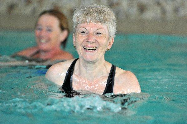 Der Bedarf an Sportangeboten für Ältere steigt. Foto (c) LSB NRW | Foto: Andrea Bowinkelmann