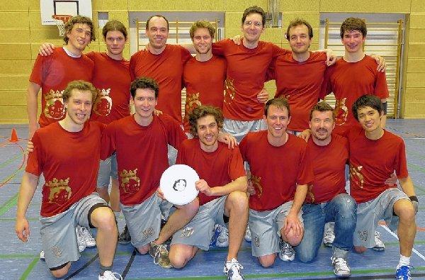 Heidees, Deutscher Open-Meister der Hallen-DM 2012
