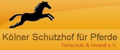 Logo des Kölner Schutzhofs für Pferde